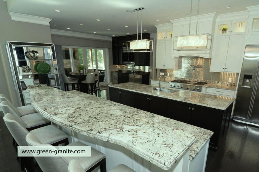Iranian Granites