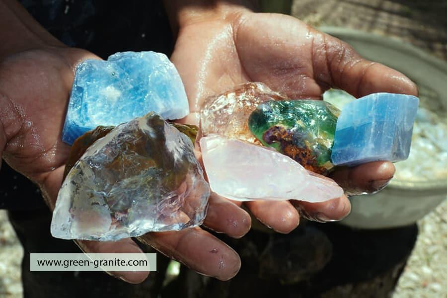 Iranian Stones