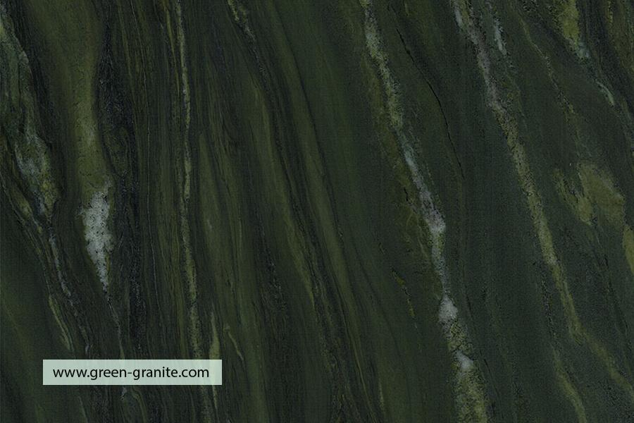 Iranian granite block