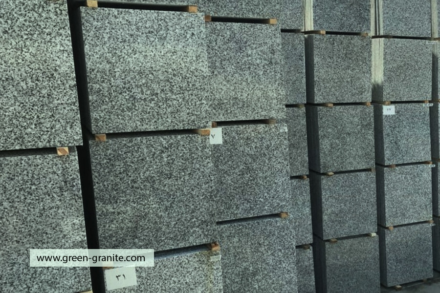 Iranian granite